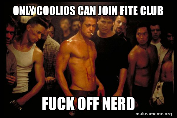 Fight Club meme