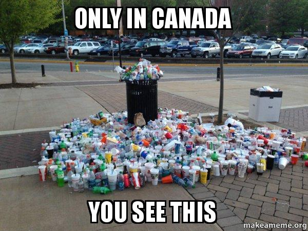 Canadian Football Fans meme meme