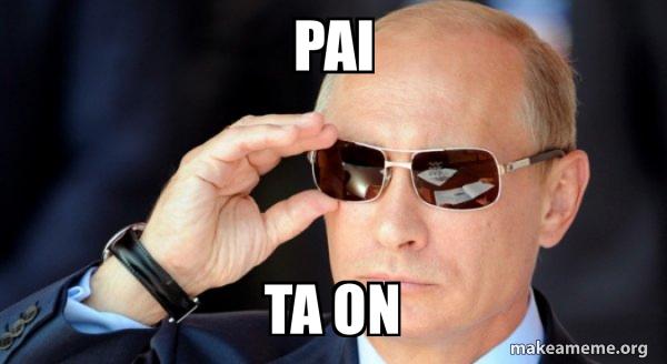 Vladamir Putin meme