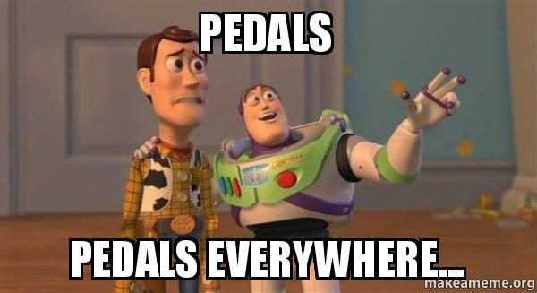 Reviews de gear By Pedro Nuno Pedals-pedals-everywhere