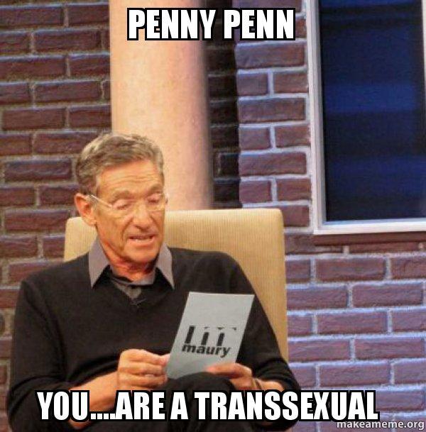 Transsexuals on maury povich
