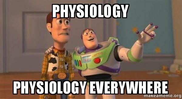 Image result for physiology meme