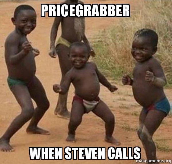 Pricegrabber When steven calls - Dancing Black Kids | Make a