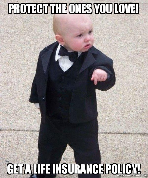 Godfather Baby meme