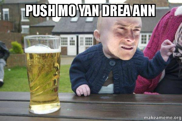 Drunk Baby Bear Grylls meme