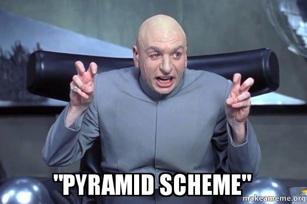 pyramid scheme pyramid scheme\
