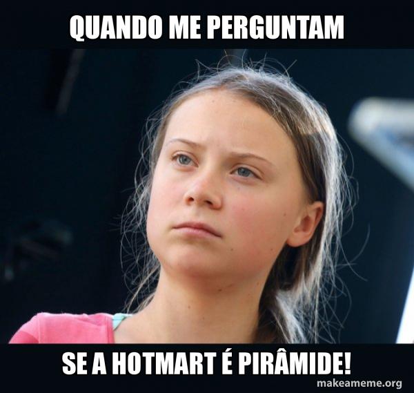 Greta Thunberg meme