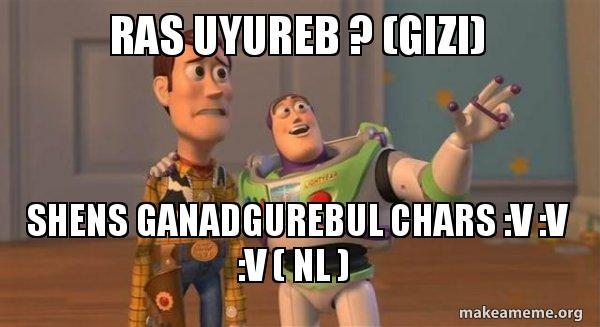 Ras Uyureb Gizi Shens Ganadgurebul Chars V V V Nl Buzz