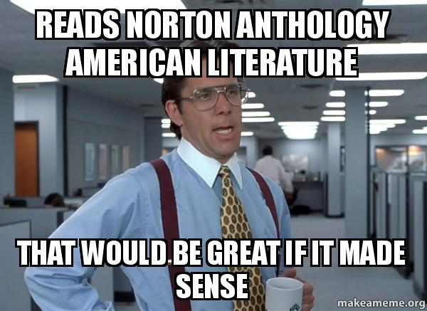 american literature essays and opinions
