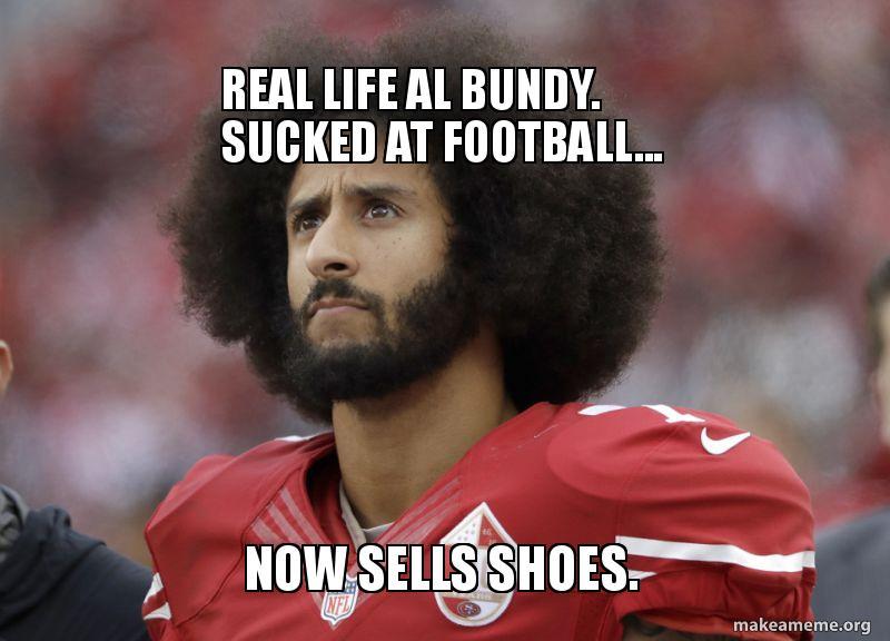Real Life Al Bundy Sucked At Football Now Sells Shoes Make A Meme