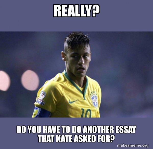 Neymar da Silva Santos Júnior meme
