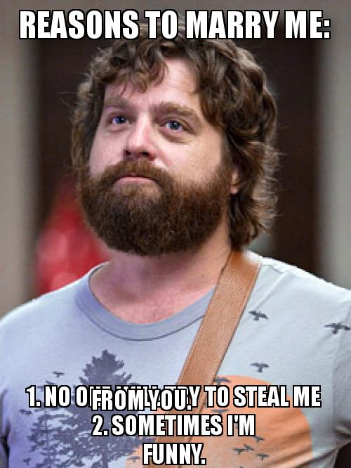 Funny Zach Meme : Funny zach galifianakis memes