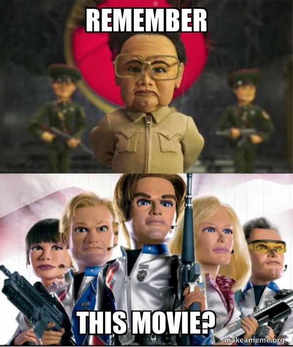 Team America meme