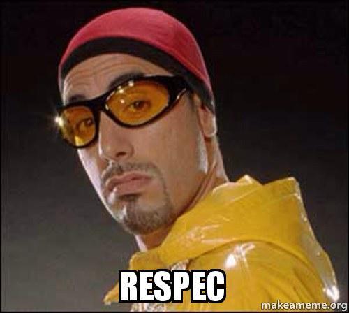 Respec make a meme