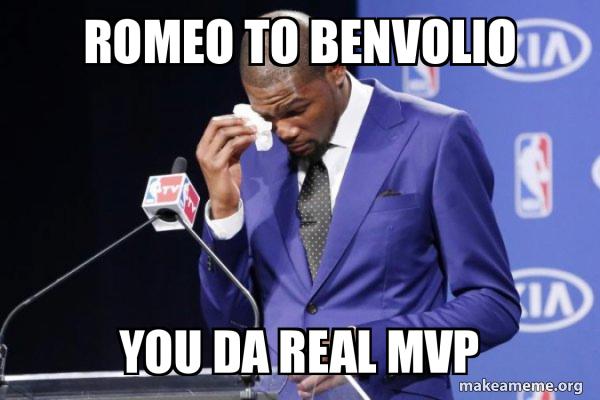 Kevin Durant You Da The Real Mvp meme