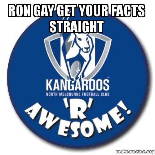 Ron Gay 85