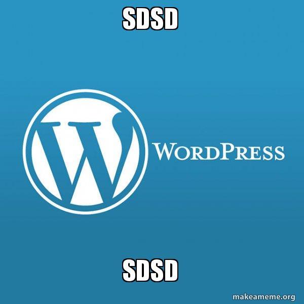 Wordpress Theme meme