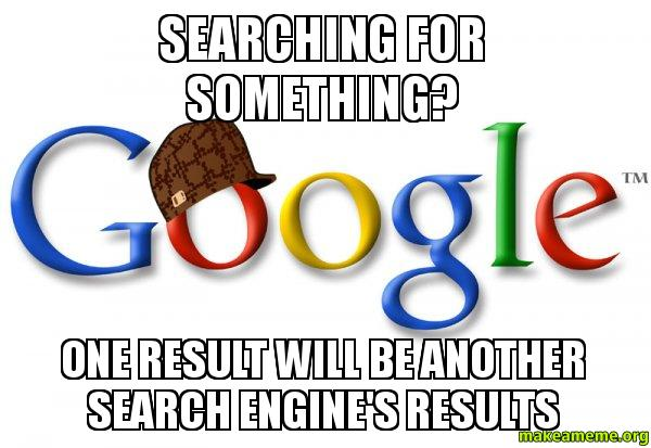 how to make your own search engine powered by google