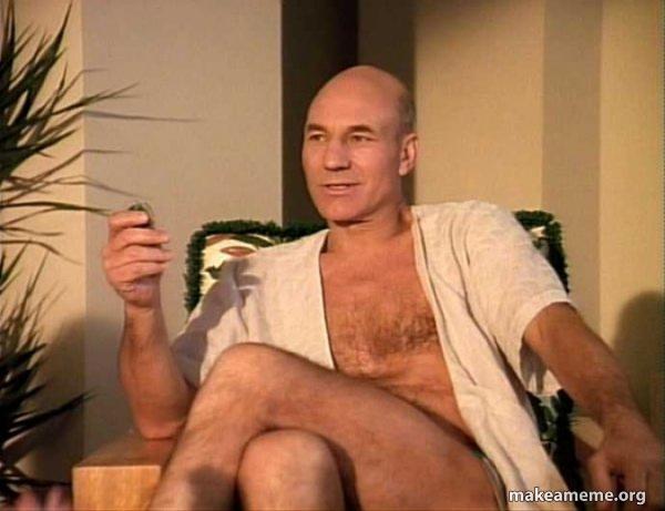 Sexual Picard meme