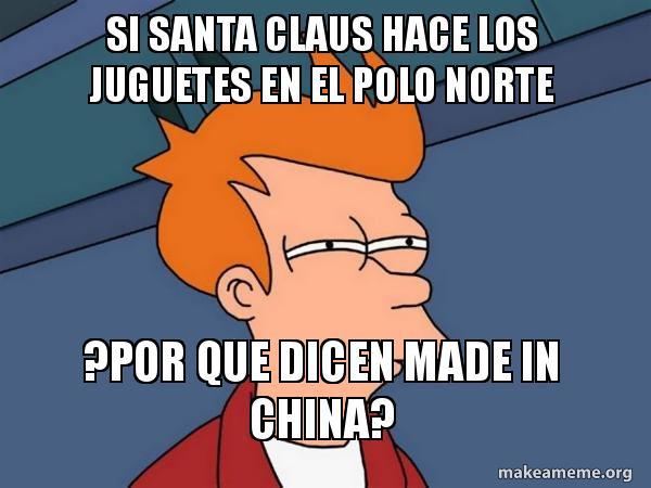 Nortepor Si Claus Hace Los En Juguetes Santa Polo El Dicen Que QdBerCoxEW