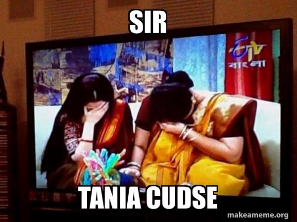 Bengali soap meme