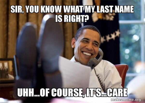 Happy Obama Meme meme