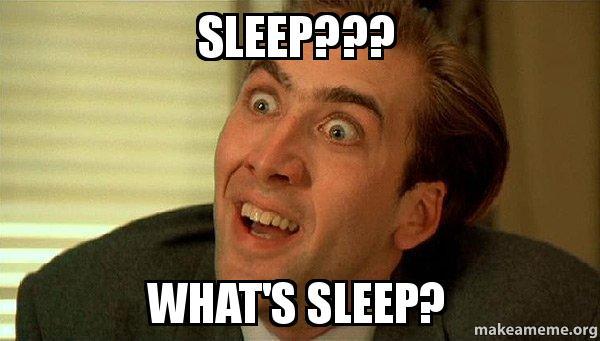 Image result for sleep meme