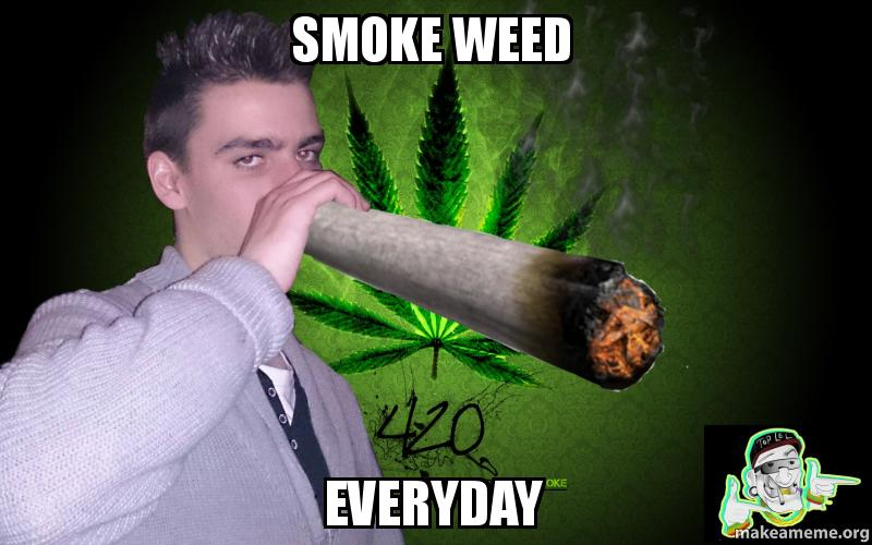 smoke weed everyday carl - photo #12