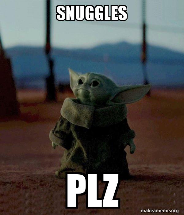 Baby Yoda meme