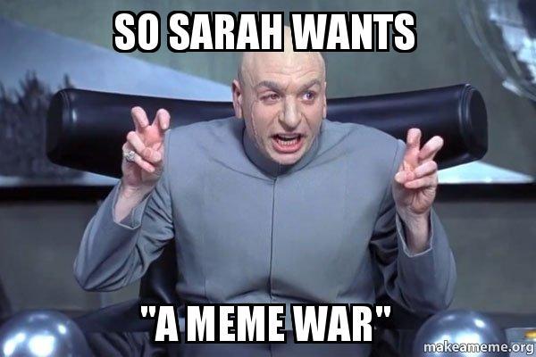 so sarah wants so sarah wants \