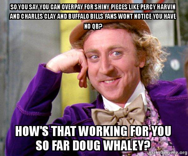 so you say you can overpay for shiny pieces like percy harvin and