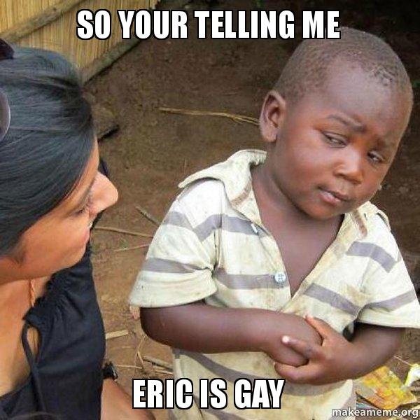 Is eric gay