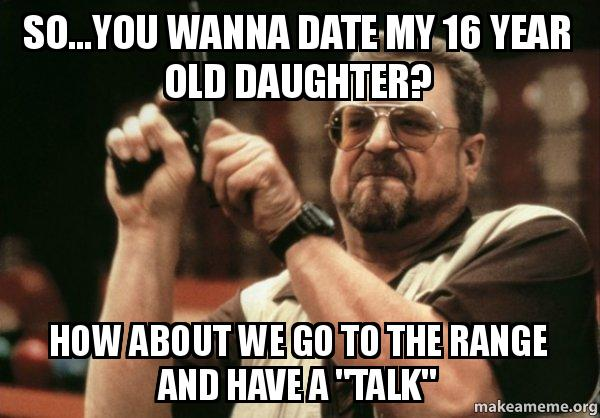 my 16 year old daughter is dating a 18 year old