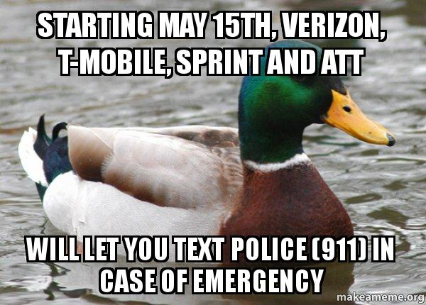 Actual Advice Mallard meme