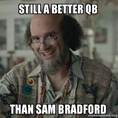 Image Result For Sam Bradford