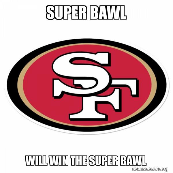 San Francisco 49ers meme