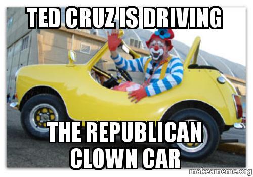 Clown Car Driving
