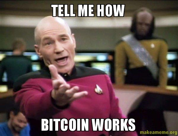 tell me about bitcoin