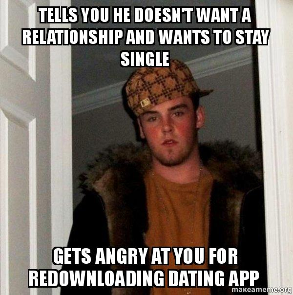 Frustrated with dating apps