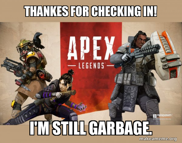 Apex Legends meme