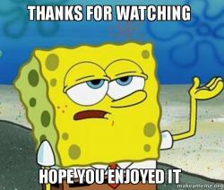 Spongebob I'll Have You Know