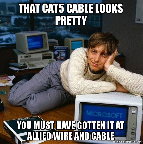 Cable Box Cat Meme