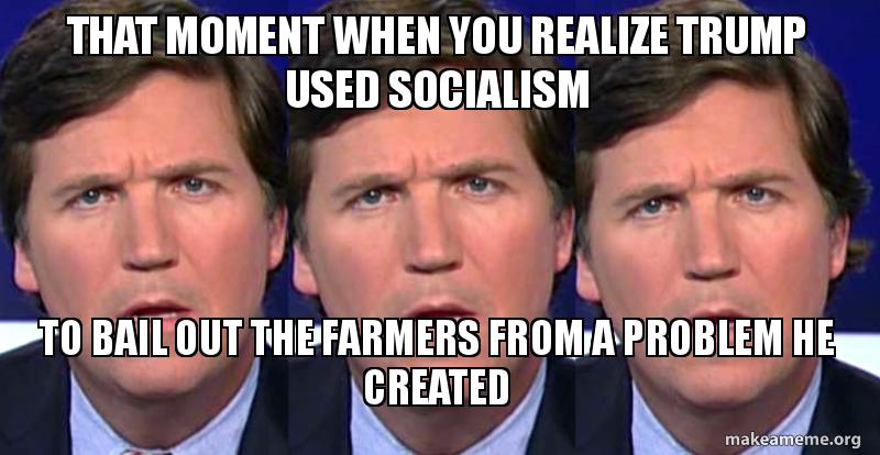 Image result for farmer trump meme