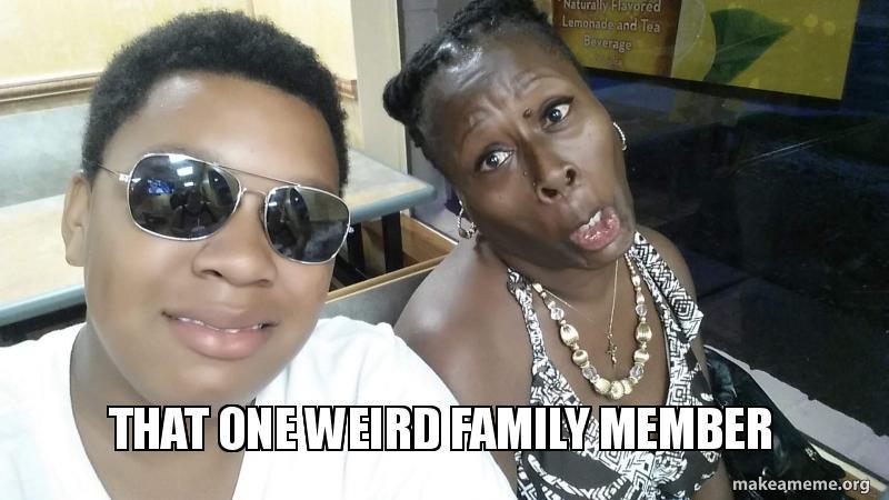 Weird Sunglasses Meme 2