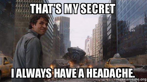 That's My Secret meme