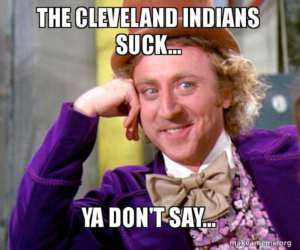 Cleveland indians suck pics