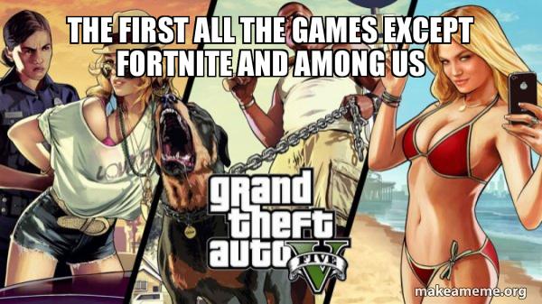GTA V  meme