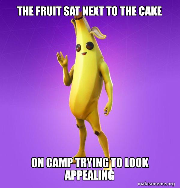 Peely meme