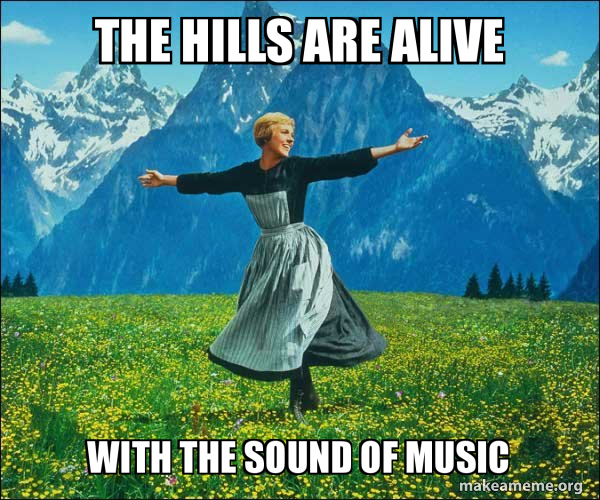 Sound of Music meme