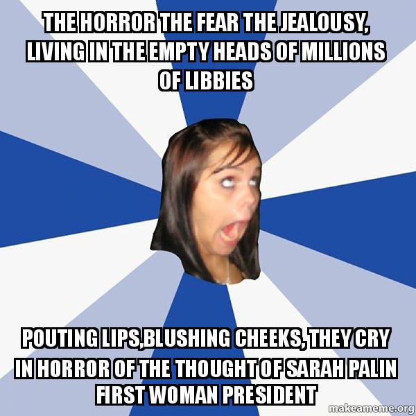 the horror the bq9yfl the horror the fear the jealousy, living in the empty heads of
